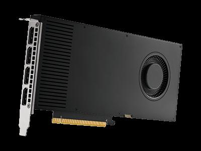 image of Nvidia RTX A4000